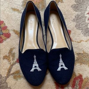 Talbots Loafers - Navy - Size 10.5
